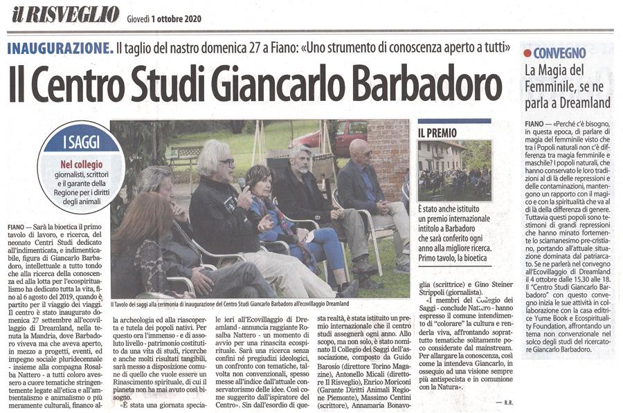 il-risveglio-01-10-2020-inaugurazione-centro-studi-giancarlo-barbadoro